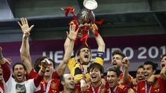 Spain made history in magical fashion as they outclassed Italy and claimed a successive European crown to add to their 2010 World Cup triumph.