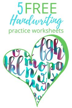 Handwriting tips! Make your handwriting even better with handwriting practice