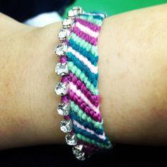 I made it :) diy / handmade / bracelet