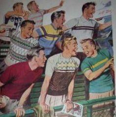 1949 Young Men's Knit Shirts