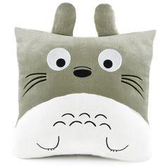 miccidan宫崎骏的龙猫抱枕靠垫
