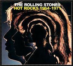 Rolling Stones Hot Rocks 1964-1971 Album Cover