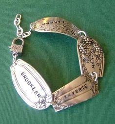 spoon bracelet by jannie