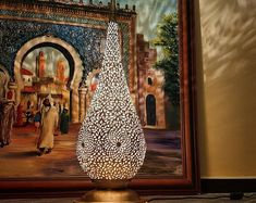 Moroccan floor lamp Moroccan Lamp standing copper lamp | Etsy Moroccan Floor Lamp, Moroccan Art, Moroccan Lighting, Porches, Floor Lanterns, Hanging Lanterns, Copper Lampshade, Indoor Wall Sconces, Turkish Lamps