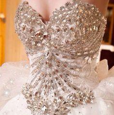 wedding dress wedding dress  @Marta Draper Okhota #BEDAZZLEMENT