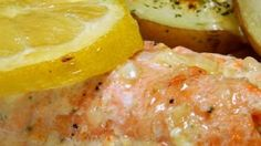 Lemons, butter, and a few cloves of garlic are all you need to turn an easy salmon dinner into a delicious event.