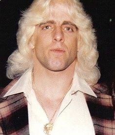 Men's Wrestling, Ric Flair, Wwe Wallpapers, Handsome Faces, Professional Wrestling, Famous Faces, The Man, American, Boys