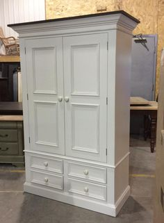 Country French Custom Wardrobe By Katemadison The Armoire Has Interior