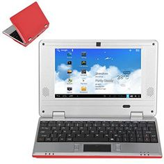 Generic V702 Android 4.0 Notebook with 7 Inch WVGA Screen Cortex A9 1.2GHz 4GB