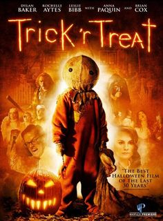 Trick'r Treat is a 2008 horror film. It was written and directed by Michael…