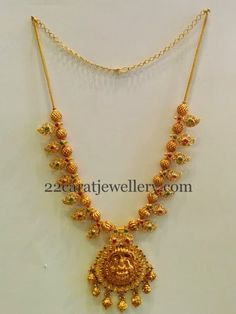 Jewellery Designs: Gold Necklace with Paisley Design Gold Earrings Designs, Gold Jewellery Design, Necklace Designs, Gold Designs, Silver Earrings, Silver Jewellery, Diamond Jewelry, Gold Pendent, Gold Jewelry Simple