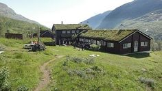 Typical landscape in Norway