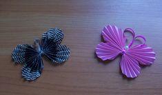 Поделки Своими Руками Для Декора Дома. Оригами Бабочки из Бумаги. Origam...