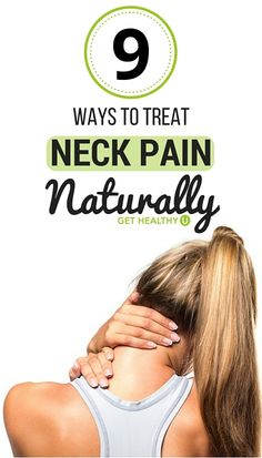 Remedies To Relief Pain 9 Ways To Treat Neck Pain Naturally - What if you could treat neck pain without going to the doctor? Learn our nine ways to treat neck pain naturally and get back to your life! Neck Massage, Thai Massage, Back Pain Relief, Stress Relief, Neck Problems, Neck Injury, Neck Exercises, Massage Treatment, How To Relieve Headaches