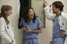 Saison 1 - Grey's Anatomy