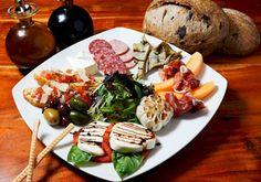 Orlando Appetizers: Antipasto Fiorella