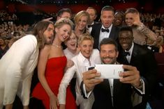 Behind the Preplanned Oscar Selfie: Samsung's Ad Strategy Marketer Spent Nearly $20 Million on Ad Time—and Got Product Placement for Galaxy Phone