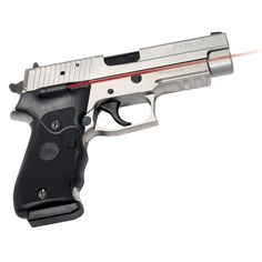 Crimson Trace Sig Sauer P220 Overmold Dual Side Activation Laser Grip