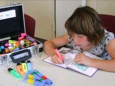 Taal in Blokjes: FL methode® Schoolversie voor hulp bij dyslexie - YouTube
