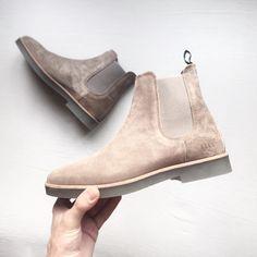 Logan Chelsea Boots #nbkk #nubikk #logan #chelseaboots