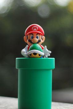 Set Bandai Super Mario