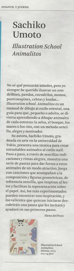 Reseña de Animalitos en el periódico de La Central.