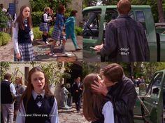 Aawwwww...  I love you too, Sam, I mean Dean, I mean Jared...