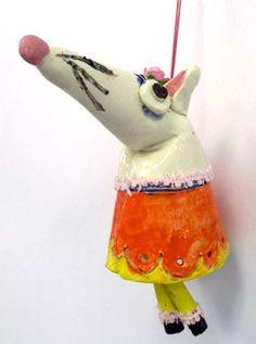 bandicoots  |  inspired by artist elya yalonetski  |  www.smallhandsbigart.com/blog