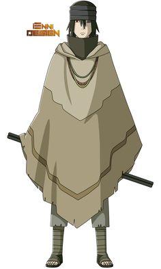 The Last: Naruto the Movie|Sasuke Uchiha (Rinne) by iEnniDESIGN