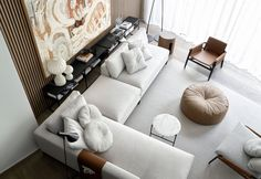 Elegant yet livable interiors by Meridiani are both contemporary and timeless at the same time. Create your own cozy lounge set up with the modular Louis Up sofa collection. #meridiani #meridianilivinginteriors #meridianiusa #madeinitaly #interiordesign#interiorspaces #designinspiration #interiordecor Interior Decorating, Interior Design, Outdoor Flooring, Table Storage, Floor Rugs, Dining Area, Couch, Sofa