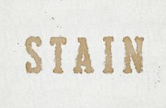 How to Create a Coffee-Stained Text Effect in Adobe Photoshop