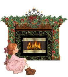 christmas glitter graphics | Christmas Glitter Merry Christmas Wishes, 3d Christmas, Christmas Fireplace, Christmas Scenes, Merry Christmas And Happy New Year, Vintage Christmas Cards, Christmas Pictures, Christmas Greetings, Christmas Traditions