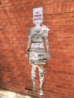 Some art in Port Adelaïde streets, SA