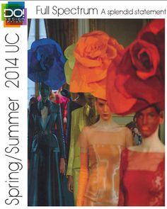 Spring Summer 2014, womens color trend report, full spectrum
