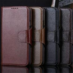 Luxury Business wallet style Yak Genuine Leather Phone case For Samsung Galaxy S5 i9600 Cases with Stand Flip Wallet Card Holder
