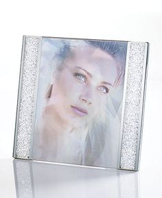 Swarovski Picture Frame, Large Starlet - Picture Frames - for the home - Macy's