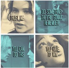 The Best Lines of the Hunger Games