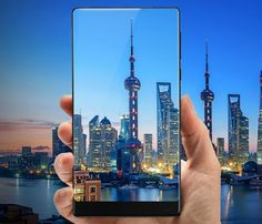 PcPOwersTechnology: Xiaomi Mi MIX: Ανακοινώθηκε το νέο τέρας με οθόνη ...
