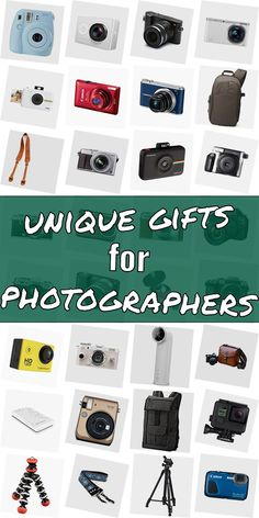 Are you searching for a gift for a photographer? Stop searching! Read our huge collection of gifts for photograpy lovers. We have great gift ideas for photographers which are going to make them happy. Buying gifts for photographers doenst need to be difficult. And dont have to be high-priced. #uniquegiftsforphotographers Small Garden Design Ideas Uk, Unique Gifts, Great Gifts, Gifts For Photographers, Popsugar, Searching, Lovers, Gift Ideas, Happy