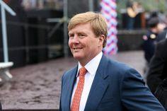 Breda stond 5 mei centraal in de viering van bevrijdingsdag. Prins Willem Alexander