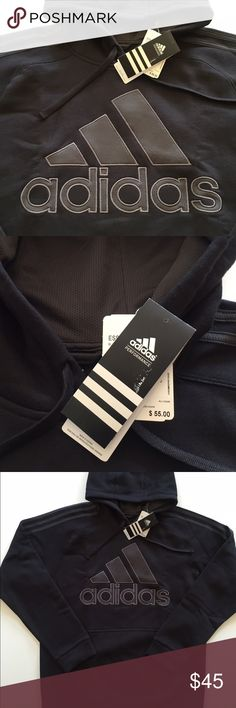 Adidas Climawarm Fleece Hoodie Stay warm in the cold weather season with this men's adidas ClimaWarm fleece hoodie.  PRODUCT FEATURES  ClimaWarm technology provides extra warmth Tag-free 1-pocket Long sleeves FABRIC & CARE  Polyester Machine wash Imported Adidas Shirts Sweatshirts & Hoodies