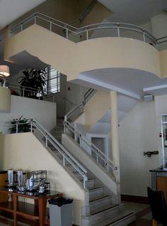 Art Deco Miami Beach - Detail – staircase