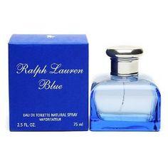 Ralph Lauren Blue Perfume by Ralph Lauren for Women. Eau De Toilette Spray  4.2 oz 778ce186e86