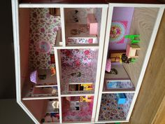 Lundby dollhouse restyled by Mother Goose  moeder.de.gans@ziggo.nl