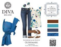 Si te escapas a la playa, que te acompañe el color Oltremare...  Consigue aquí tu Diva: http://divamilano.com.mx/  Contáctanos vía WhatsApp (55) 3409-5105 o por teléfono (55) 8421-3233