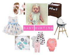 """""""Baby Bunting"""" by jemikastevens ❤ liked on Polyvore featuring beauty and South Shore"""