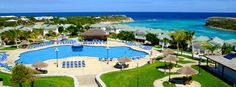 The Verandah Resort & Spa Antigua - Caribbean Beach Resort & All Inclusive Resorts. This looks gorgeous, and meant to be good for snorkelling with the kids too in Antigua. Right next to Devils Bridge as well....