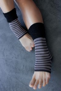Perfect shortie leg warmers