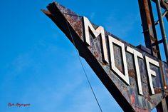 Taken at the old Cadiz Airport #Motel located in #Cadiz, Ohio.