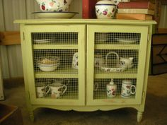 Here we have a beautiful vintage dresser that has been repurposed, use as a kitchen island, just add wheels, use for the bathroom, anywhere you need storage will do
